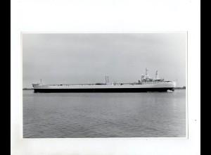 C1493/ Tanker Altanis auf hoher See Foto ca. 1965 22,5 x 14,5 cm