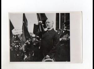 C3946/ SPD Politiker Scheidemann spricht Foto 17 x 12 cm