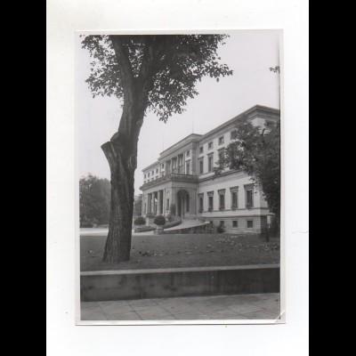 F5876/ Stuttgart ehem. Haus der Deutschen im Ausland Foto ca. 1950 17,5 x 12,5