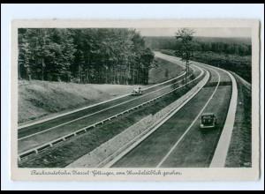 XX14958/ Reichsautobahn Kassel - Göttingen AK 1943