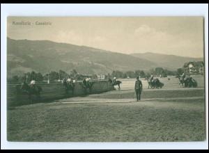 XX15057/ Kavallerie - Cavalerie Schweiz Militär Pferde AK ca.1912