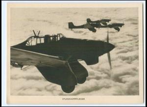 XX15051/ Sturzkampfflieger Flugzeuge Die Wehrmacht AK