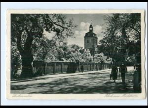 V1895-149/ Luckenwalde Marktturm AK 1940