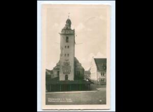 V1888-155/ Fürstenwalde Rathaus Foto AK 1942