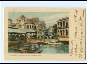 S2946/ Singapore Hongkong and Shanghai Bank AK 1905