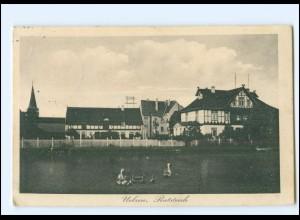 Y20059/ Uelzen Ratsteich AK 1915