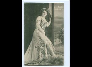 Y20060/ Verra Mikotti Konzertsängerin Musik AK ca.1910