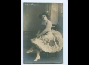 Y20068/ Lilly de Princesse junge Frau Foto AK ca.1910