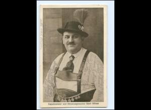 Y20063/ Kapellmeister und Stimmungsmacher Karl Böhm Musik AK 1928