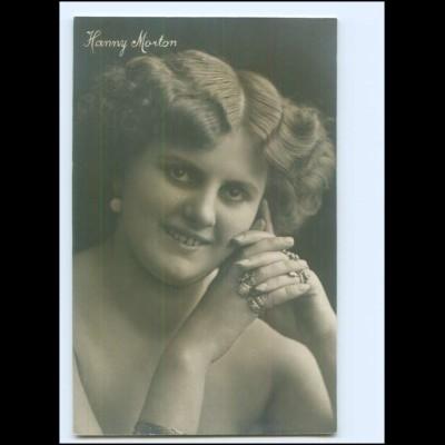 Y20077/ Hanny Morton Künstlerin Foto AK ca.1910