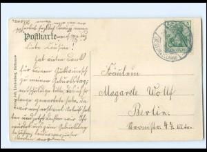 XX15130-147/ Garlitz bei Rathenow AK 1912