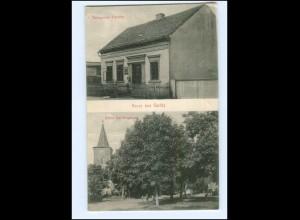 XX15156-147/ Garlitz Postagentur Schröder AK 1911