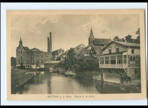 XX15228/ Kettwig a. Ruhr AK ca.1920