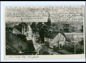 XX15206-4972/ Löhne Königstraße AK 1942