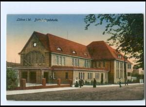 XX15255/ Löhne i. W. Bahnhof AK 1921