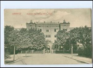 XX15168/ Liegnitz Kaserne des Königs Grenadier-Regiments AK 1915
