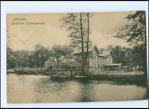 XX15171-032/ Lübbenau Gräfliche Schneidemühle AK ca.1912