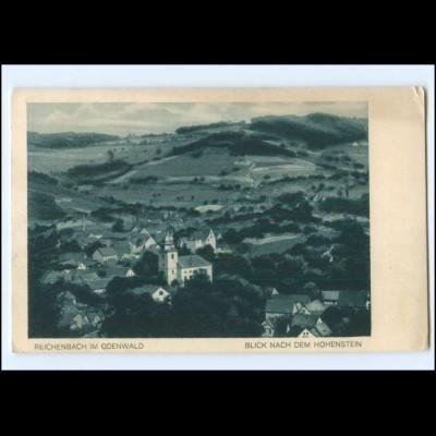 Y20489/ Reichenbach im Odenwald AK 1919