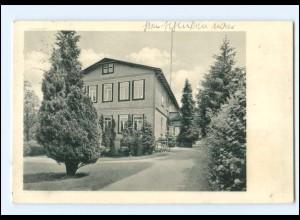 Y20490/ Bad Harzburg Schullandheim Sophienhöhe AK 1938