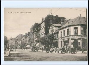 Y20282/ Hamburg Altona Holstenstraße ca. 1912 AK