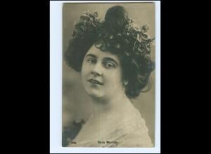 Y20221/ Reta Walter Opernsängerin Foto AK 1909
