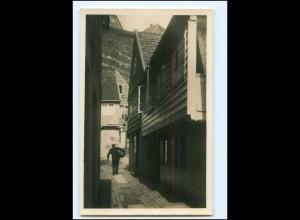 Y20629/ Helgoland Brunnenstraße F. Schensky Foto AK ca.1935