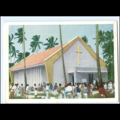 Y20475/ Bethel-Misson Evangel. Kirche in Tanga, Ostafrika AK