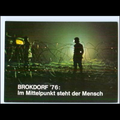 Y20478/ Brokdorf 1976 Anti-Atomkraftwerk Demonstrationen