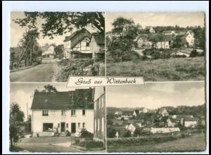 Y20313/ Wirtenbach Oberberg Kreis 1960 AK