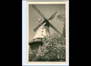 Y20776/ Kappeln Windmühle Foto AK 1957