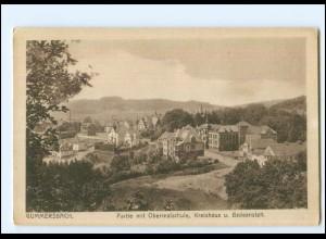 V2070-5270/ Gummersbach Oberrealschule, Kreishaus AK 1919