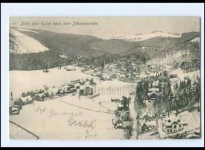 Y20752/ Johannisstein bei Krompach Tschechien AK 1907