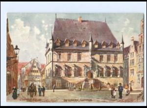 Y20753/ Osnabrück Rathaus Tuck`s AK 1916