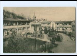 Y20771/ Harzfriede Christl. Erholungsheim Nöschenrode - Wernigerode AK 1920
