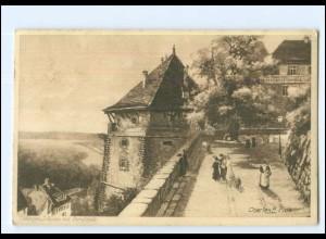 Y20779/ Tübingen Schloß Hohentübingen Tuck`s AK 1918