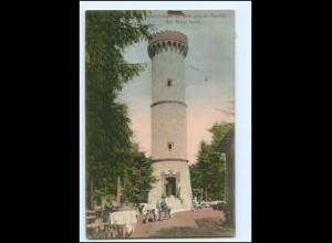 Y20780/ Aussichtsturm auf dem großen Knollen, Harz AK 1914