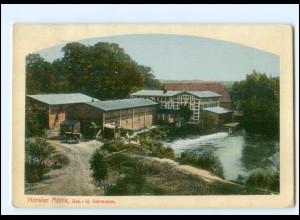 Y20783/ Horster Mühle Wassermühle bei Ramelsloh AK 1912