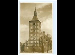 V2071/ Allenstein St. Jakobikirche Ostpreußen Foto AK ca.1930