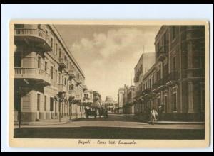 V2076/ Tripoli Coros Vitt. Emanuele Libyen AK ca.1930