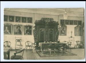 Y20725/ Mitau Rathaussaal AK 1916 Lettland