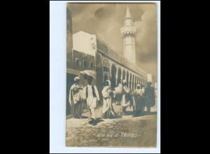 V2084/ Tripoli Libyen Foto AK 1911