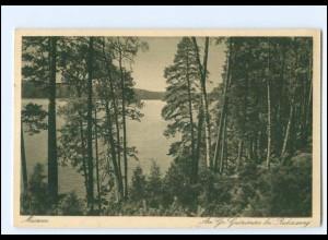 Y20642/ Masuren Gr. Gusziensee bei Rudeczany AK 1931 Östpreußen
