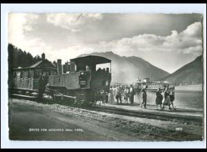 Y20647/ Achensee Tirol Achenseebahn AK ca.1955-60