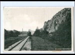 Y20639/ Bornholm Parti van Kleven Eisenbahn AK 1931 Dänemark