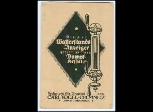 Y20662/ Chemnitz Armaturenfabrik Carl Vogel AK 1922