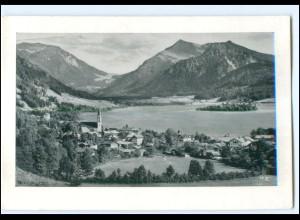Y20673/ Schliersee Kurkarte 1959
