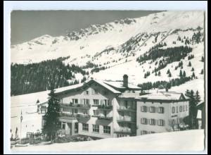 Y20678/ Parpan Hotel Alpina Schweiz AK 1961 Churwalden