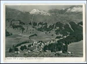 Y20680/ Parpan Churwalden Schweiz AK 60er Jahre