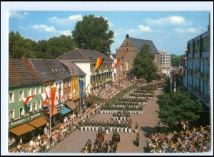 Y20681/ Neuss am Rhein Bürgerschützenfest AK