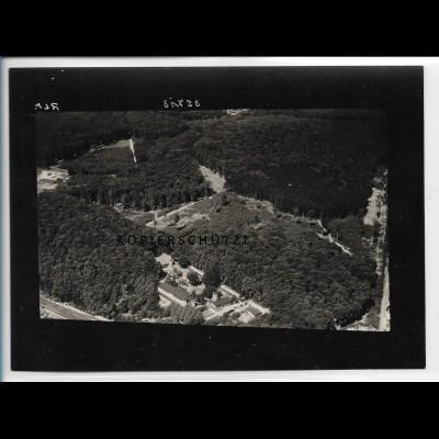 ZZ-5540/ Bad Kleinen seltenes Foto Luftbild 18 x 13 cm